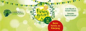 Béiergaart 2019 – Save the date !