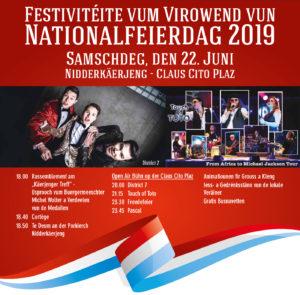 Virowend Nationalfeierdag