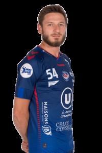 Miroslav RAC neie Spiller bei den HBK Hären