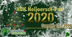 HBK Neijoersch-Patt 2020 @ Um Dribbel (Treff)