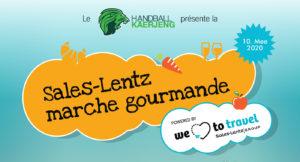 Sales-Lentz Marche Gourmande 2020 @ Bascharage