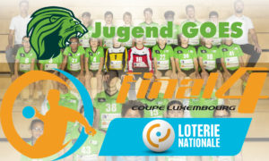 HBK Jugend goes Final4 Coupe de Luxembourg – Save the Date
