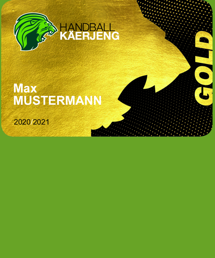 HBK Golden Card