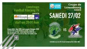 🎥 Livestream e Samschdeg um 20:15 ⏰ an e Sonndeg um 16:50 ⏰